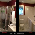 Long Island Walk In Bathtub install