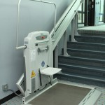 Incline Wheelchair Platform Lift