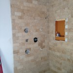 Nassau Tiled Shower Install