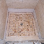 Long Island Tiled Shower