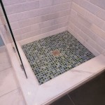 Suffolk Low Threshold shower with Glass Door