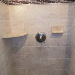 Shelved Barrier free shower Nassau
