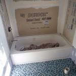 Installed bathtub Long Island