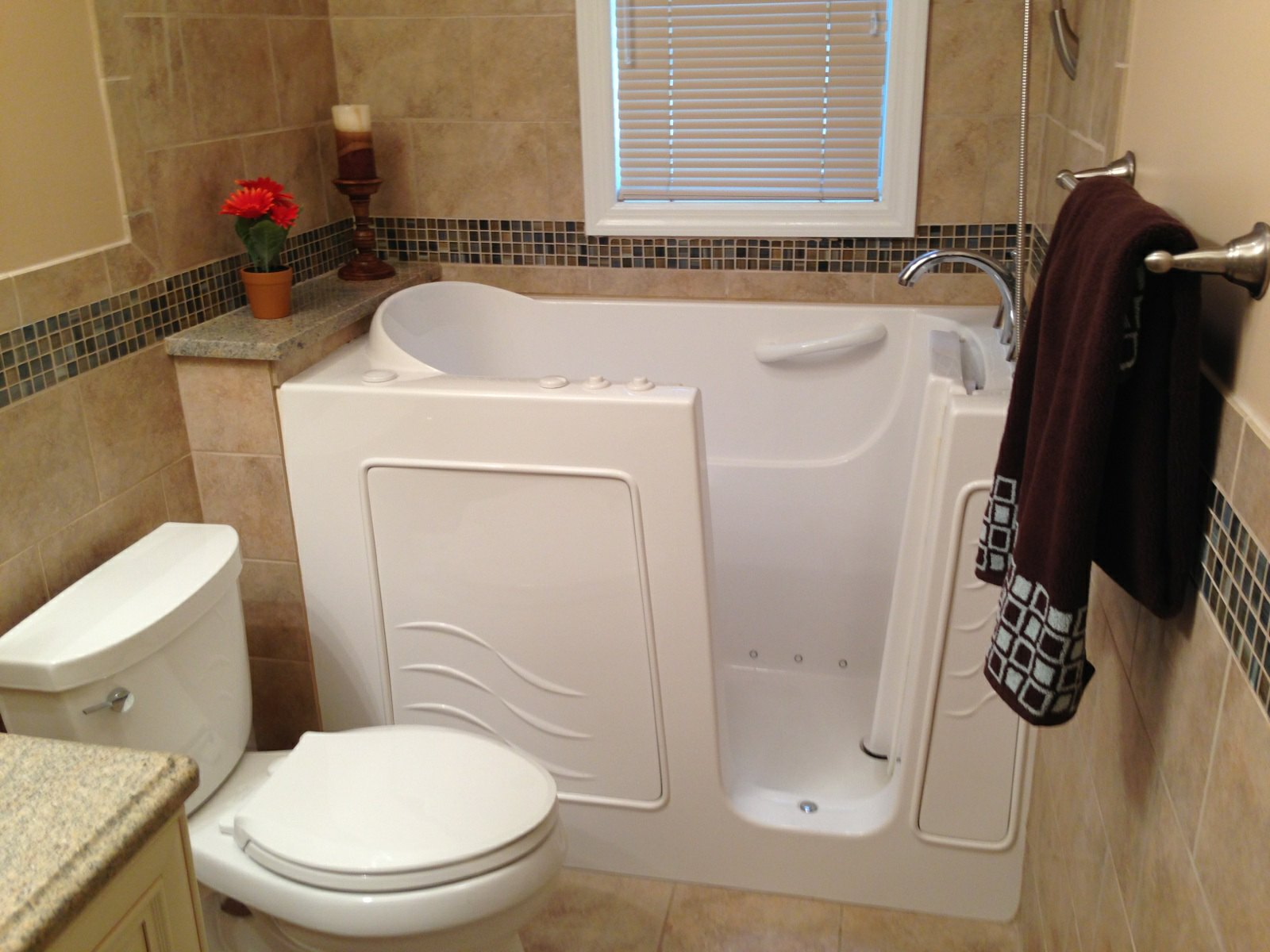 Superior Bathe Safe Walk In Tubs