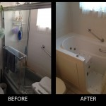Walk In Bathtub Installation on Staten Island