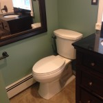 Toilet Installed Long Island