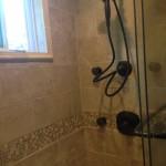 Handheld Shower In Shower