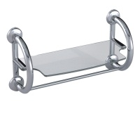 Grab Bar With Shelf