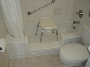 Tub Cut By Bathe Safe