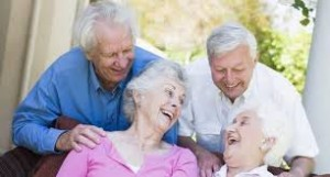 Aging in place seniors
