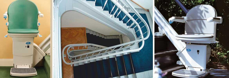 Handicare Custom Stairlift