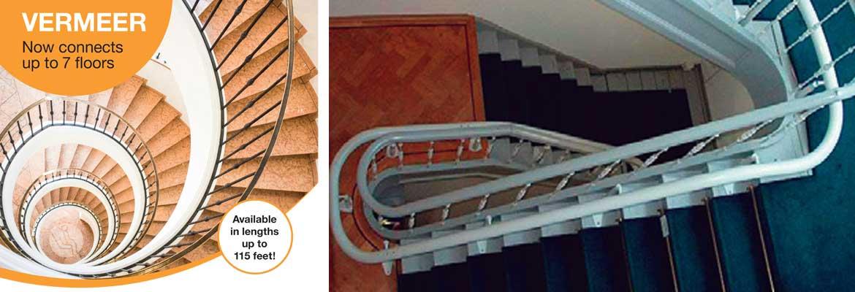Handicare Vermeer Stairlift