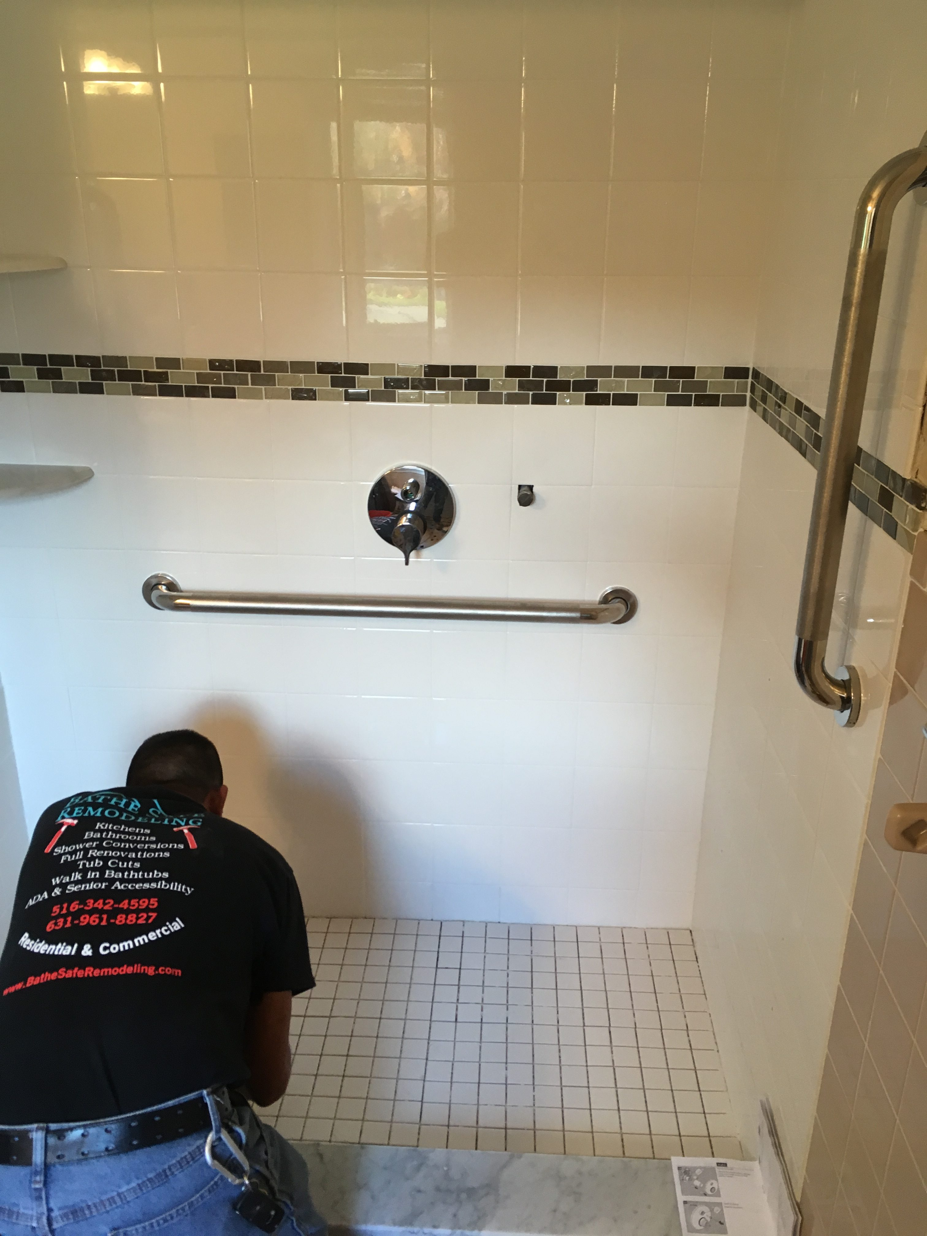 Bathe Safe Walk In Bathtubs Tub To Shower Conversion