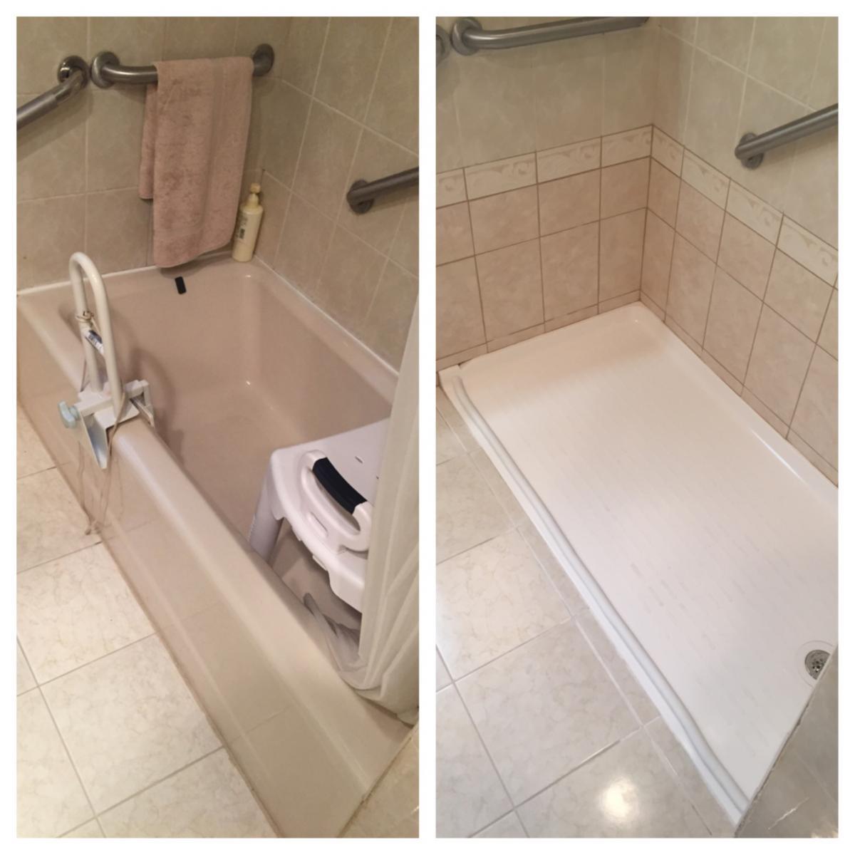 Bathe Safe Walk In Bathtubs - Bathtub to Shower Conversions Long Island