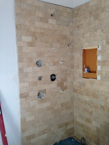 Tiled Shower Long Island