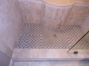 Low threshold shower Long Island