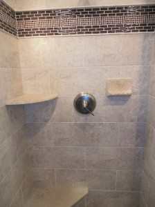 Barrier Free shower Nassau