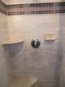Barrier Free shower Nassau