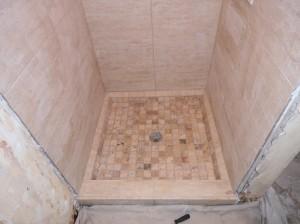 Barrier Free Shower Suffolk