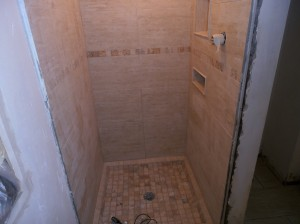 Barrier Free Shower Long Island
