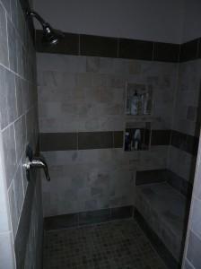 Shower with Bench Nassau Countu